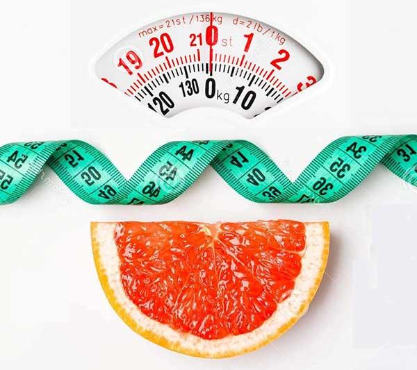 Грейпфрут весы калории
