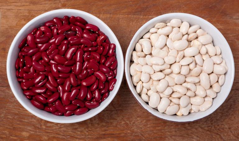 Красная и белая фасоль в чем разница